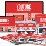 YouTube Marketing Excellence Sales Funnel with Master Resell Rights