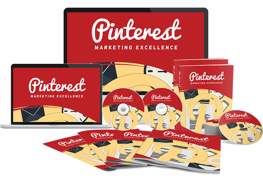Pinterest Marketing Excellence MRR Sales Funnel