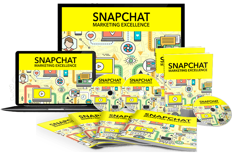 Snapchat Marketing Excellence Sales Funnel with Master Resell Rights