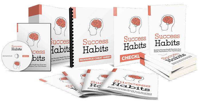 Success Habits Sales Funnel with Master Resell Rights