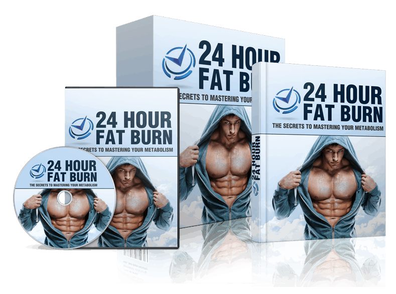 24 Hour Fat Burn Sales Funnel with Master Resell Rights Bundle