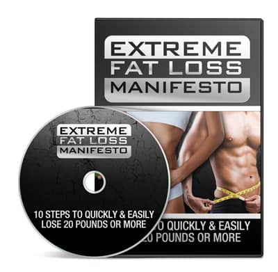 Extreme Fat Loss Manifesto Sales Funnel with Master Resell Rights Bundle MP3