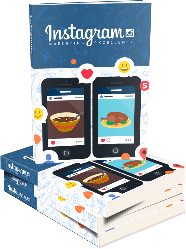 Instagram Marketing Excellence Sales Funnel with Master Resell Rights