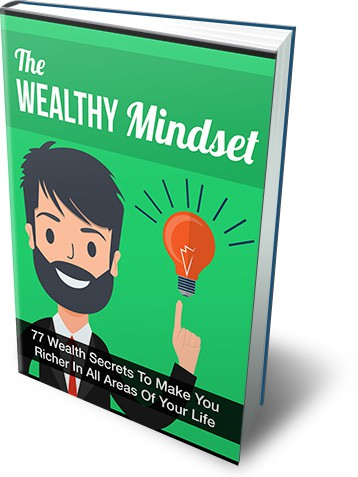 The Wealthy Mindset Master Resell Rights Ebook
