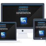 LinkedIn Traffic Generation Sales Funnel with Master Resell Rights