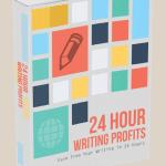 24 Hour Writing Profits eCover
