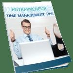 Entrepreneur Time Management Tips PLR Report