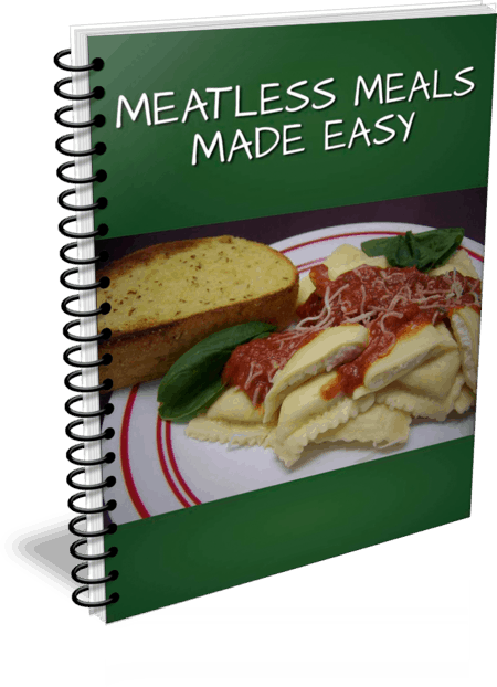 Everything You Need To Know About Meatless Meals Ebook