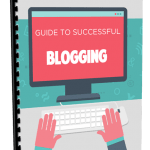 Guide To Successful Blogging PLR Report