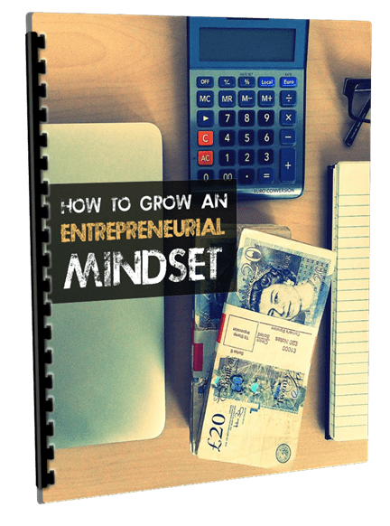 How To Grow An Entrepreneurial Mindset PLR Report