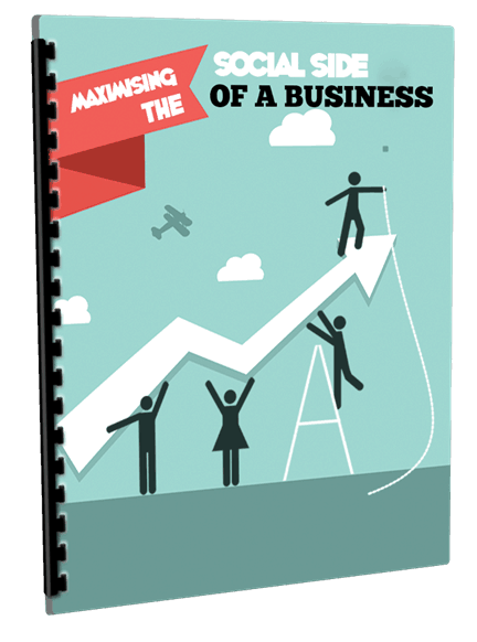 Maximizing the Social Side of A Business PLR Report