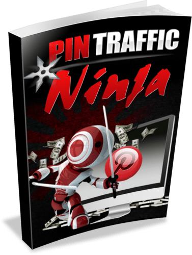 Pinterest Traffic Ninja Unrestricted PLR eBook