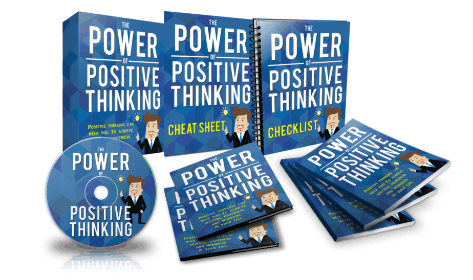 The Power Of Positive Thinking Sales Funne