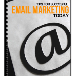 Tips For Successful Email Marketing Today PLR Report