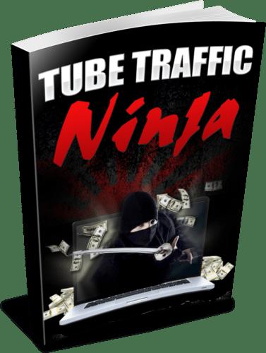 Tube Traffic Ninja Unrestricted PLR eBook