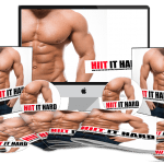 HIIT It Hard Sales Funnel with Master Resell Rights Bundle