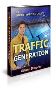 Traffic Generation Unrestricted PLR eBook