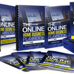Online Home Business Playbook WordPress Edition Sales Funnel with Resell Rights