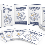 Email List Secrets Sales Funnel with Master Resell Rights