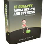 15 Quality Family Health and Fitness PLR Articles Pack