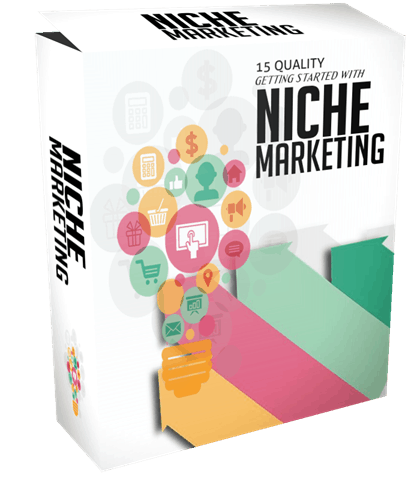 15 Quality Getting Started With Niche Marketing PLR Articles Pack