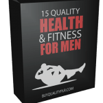 15 Quality Health and Fitness For Men PLR Articles Pack
