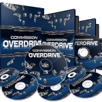 Commission Overdrive PLR Videos Resell PLR