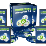 Commission Blueprint Sales Funnel with Resell Rights