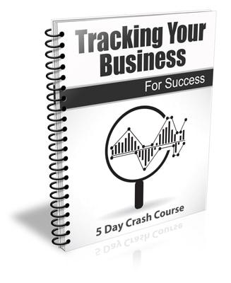 Business Tracking PLR Newsletter eCourse