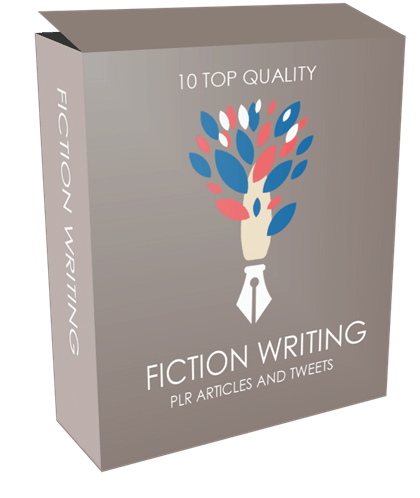 10 Top Quality Fiction Writing PLR Articles and Tweets