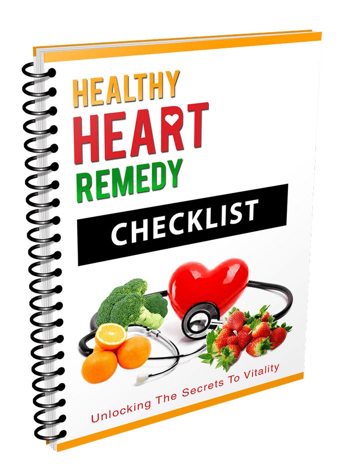 Healthy Heart Remedy Sales Funnel With Master Resell Rights Checklist