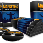 Marketing From Stage Videos with Master Resell Rights