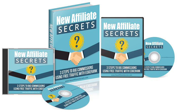 New Affiliate Secrets Master Resell Rights eBook