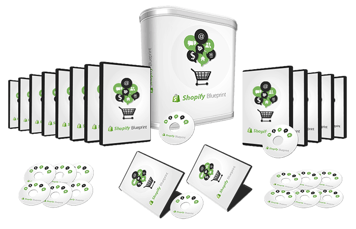 Shopify blueprint videos with master resell rights malvernweather Choice Image