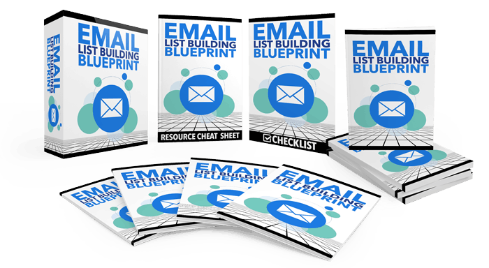 Email List Building Blueprint Sales Funnel With Master Resell Rights