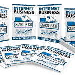 Internet Business Startup Kit Sales Funnel With Master Resell Rights