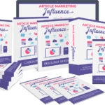 Article Marketing Influence Sales Funnel with Master Resell Rights