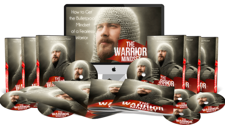 Warrior Mindset Sales Funnel with Master Resell Rights