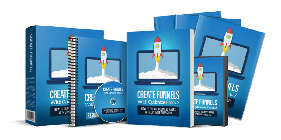 Create Funnels with OptimizePress 2.0 Sales Funnel with Resell Rights