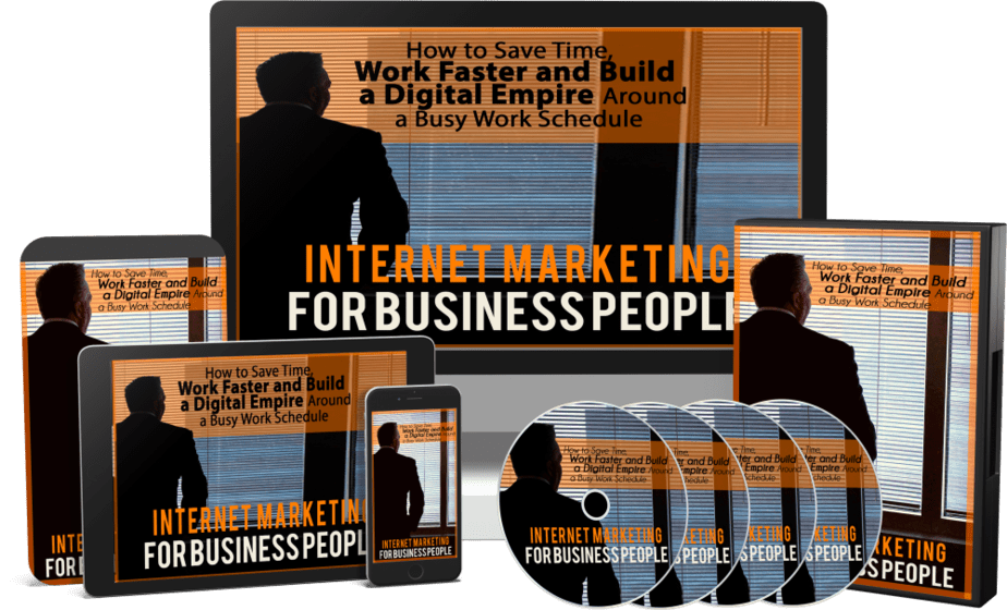 Internet Marketing For Business People Sales Funnel with Master Resell Rights