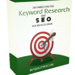 200 Unrestricted Keyword Research And SEO PLR Articles Pack