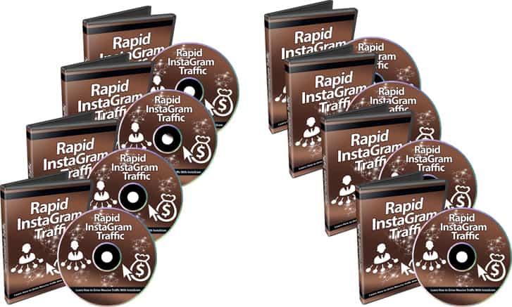 Rapid Instagram Traffic PLR Videos