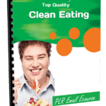 10-Day Top Quality Clean Eating PLR Email Ecourse ebook