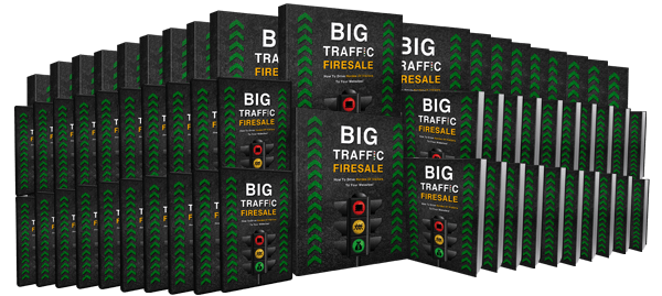 Big Traffic Firesale Sales Funnel with Master Resell Rights