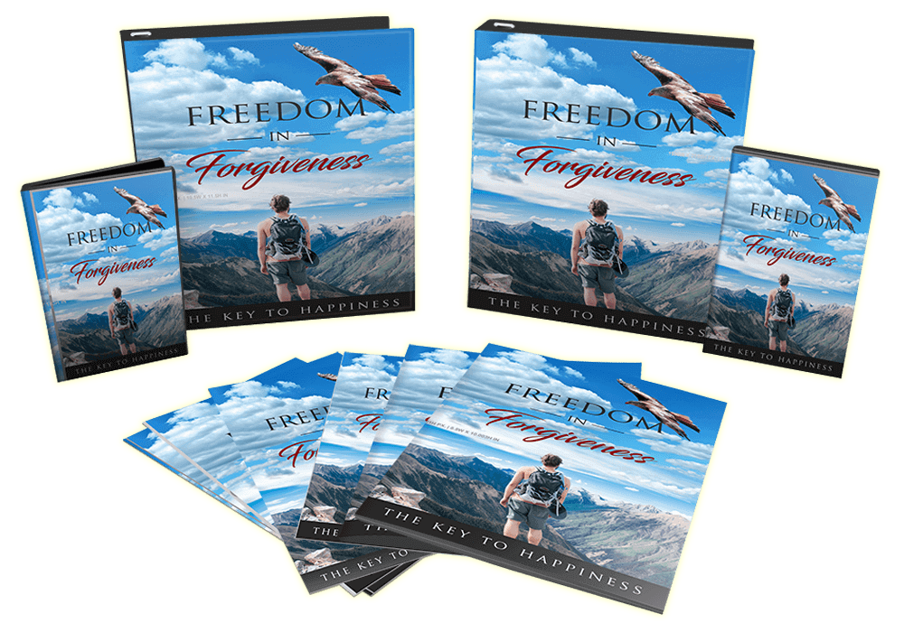 Freedom In Forgiveness Bundle