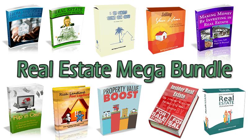 Real Estate Mega Bundle