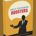 Self Esteem Boosters Unrestricted PLR eBook
