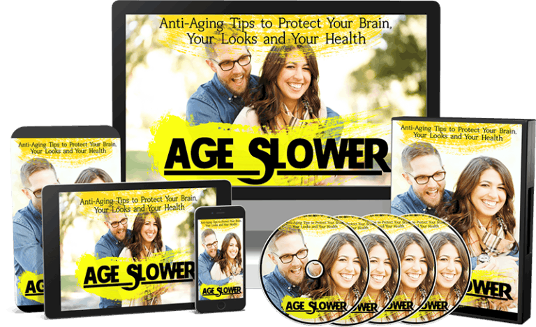 Age Slower Sales Funnel with Master Resell Rights