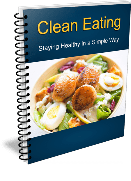 Top Quality Green Clean Eating Staying Healthy PLR Report