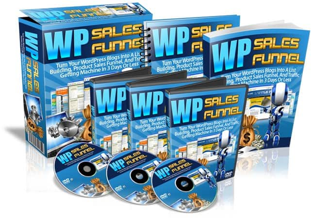 WP Sales Funnel With Master Resell Rights
